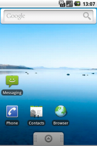 screen shot android