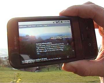 Uso dello smartphone