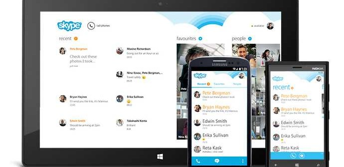 Skype per cellulare Android