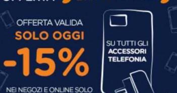 Smartphone scontati 15% su Unieuro