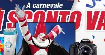 Trony a Carnevale ogni sconto vale!