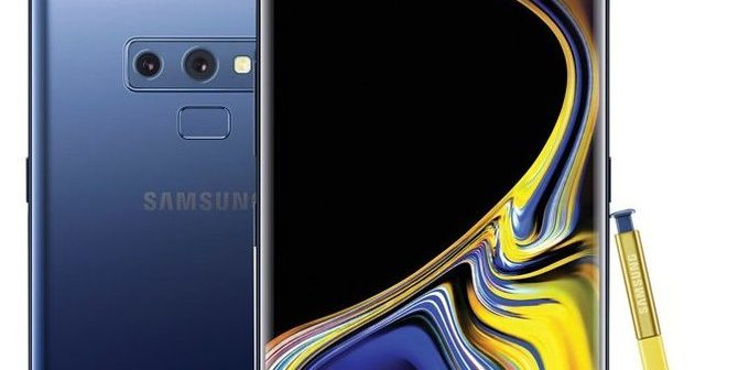 best phablet galaxy note 9